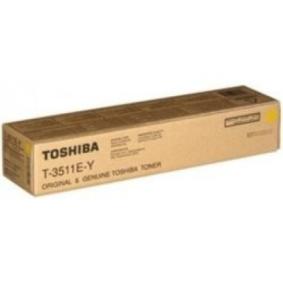 Toshiba T3511E żółty (yellow) toner oryginalny