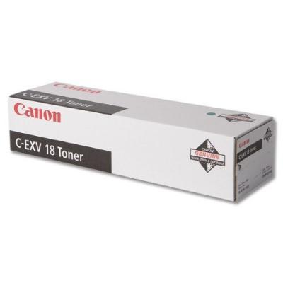Canon C-EXV18 czarny (black) bęben oryginalny