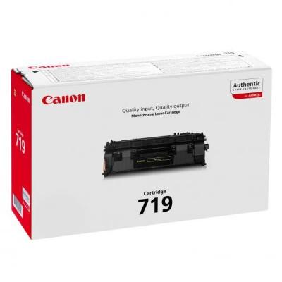 Canon CRG-719 czarny (black) toner oryginalny