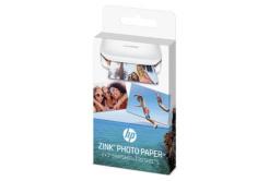 """HP W4Z13A papier samoprzylepny ZINK 50x76mm (2x3""""), 20 szt., 290 g/m2 thermo"""