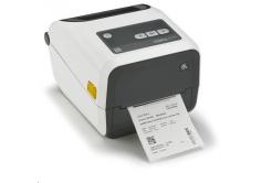 "ZebraZD420 ZD42H43-C0EE00EZ Healthcare TT drukarka etykiet, 4"" 300 dpi USB, USB Host, BTLE , LAN"