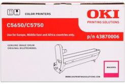 OKI 43870006 purpurowy (magenta) bęben oryginalny