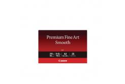 """Canon Premium Fine Art Smooth, papier fotograficzny, matowy, biały, A2, 16.54x23.39"""", 310 g/m2, 25 szt., 1711C006, drukowanie atramentowe"""