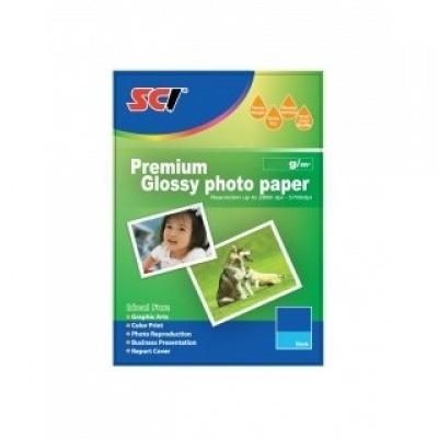 SCI GPP-260 Glossy Inkjet Photo Paper, 260g, 13x18cm, 20 lap, błyszczący papier fotograficzny