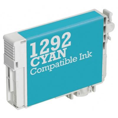 Epson T1292 błękitny (cyan) tusz zamiennik