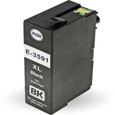 Epson 35XL T3591 czarny (black) tusz zamiennik