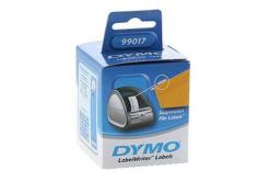 Dymo 99017, S0722460, 50mm x 12mm, białe, 220  szt., papírové štítky