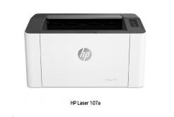 HP Laser 107A - (20str/min, A4, USB)