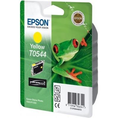 Epson T054440 żółty (yellow) tusz oryginalna