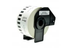 Brother DK-22225 38mm x 30,48m, etykiety papierowe zamiennik