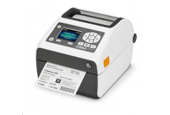 Zebra ZD620 ZD62H42-D0EF00EZ Healthcare DT drukarka etykiet, LCD, 203 dpi, USB, USB Host, Serial, LAN