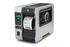 Zebra ZT610 ZT61043-T2E0100Z drukarka etykiet, 12 dots/mm (300 dpi), peeler, rewind, disp., ZPL, ZPLII, USB, RS232, BT, Ethernet