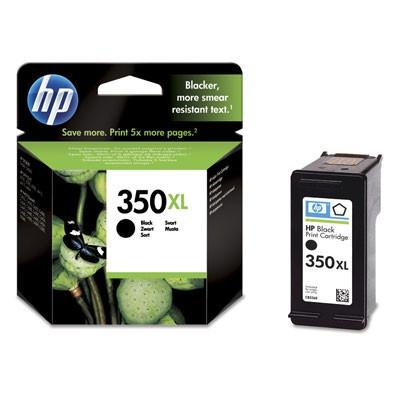 HP 350XL CB336EE czarny (black) tusz oryginalna