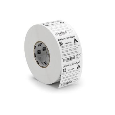 Zebra 3008152 PolyPro 8000T Cryocool, label roll, synthetic, 30x15mm