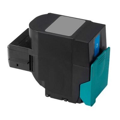 Lexmark C544X1CG błękitny (cyan) toner zamiennik