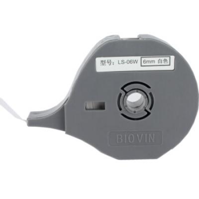 Taśma samoprzylepna Biovin LS-06W, 6mm x 8m, biały
