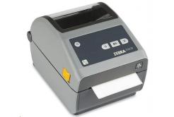 Zebra ZD620d ZD62042-D1EF00EZ drukarka etykiet, 8 dots/mm (203 dpi), peeler, RTC, EPLII, ZPLII, USB, RS232, Ethernet