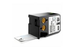Dymo XTL 1868708, 38mm x 39mm, 150 szt., czarny druk / biały podkład, taśma oryginalna