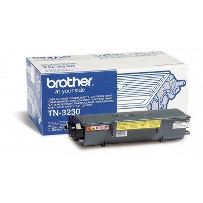 Brother TN-3230 czarny (black) toner oryginalny
