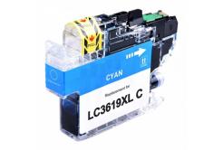 Brother LC-3619XL błękitny (cyan) tusz zamiennik
