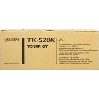 Kyocera Mita TK-520K czarny (black) toner oryginalny