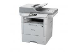 Brother DCP-L6600DW drukarka wielofunkcyjna laser - A4, scan dual, 46ppm, 512MB. 1200x1200, PCL6 dup USB LAN WIFI ADF80 - 520+50l