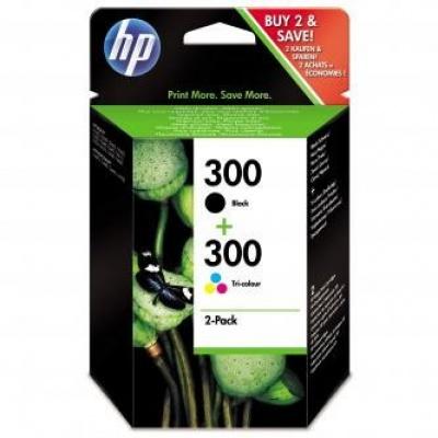 HP 300 CN637EE multipack tusz oryginalna