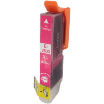 Epson T2633 XL purpurowy (magenta) tusz zamiennik
