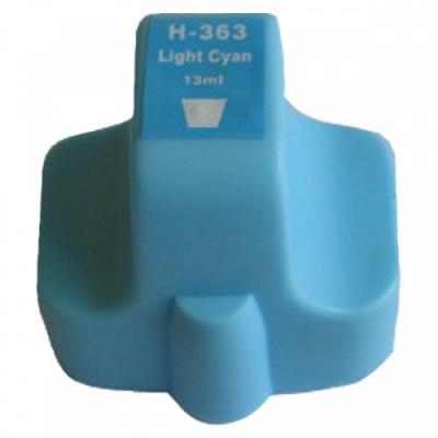 HP 363 C8774E light błękitny (cyan) tusz zamiennik