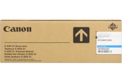 Canon C-EXV21 błękitny (cyan) bęben oryginalny