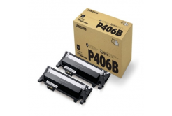 HP SU374A / Samsung CLT-P406B dual pack czarny (black) toner oryginalny