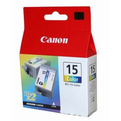 Canon BCI-15C kolorowa tusz oryginalna