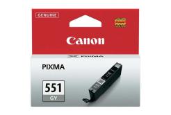 Canon CLI-551GY, 6512B001 szary (grey) tusz oryginalna