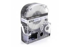 Epson LC-SS6BW, 6mm x 8m, niebieski druk / biały podkład, taśma zamiennik