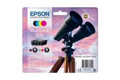 Epson 502 T02V640 CMYK multipack tusz oryginalna