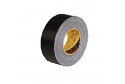 3M 389 taśma tekstylna klejąca 50 mm x 50 m, czarna