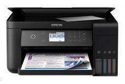 Epson EcoTank L6160, 3v1, A4, 33ppm, USB, Ethernet, Wi-Fi (Direct), Duplex, LCD