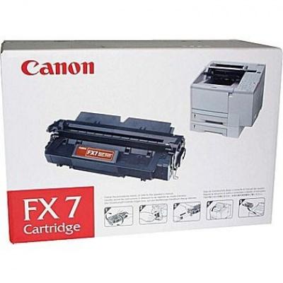 Canon FX7 czarny (black) toner oryginalny