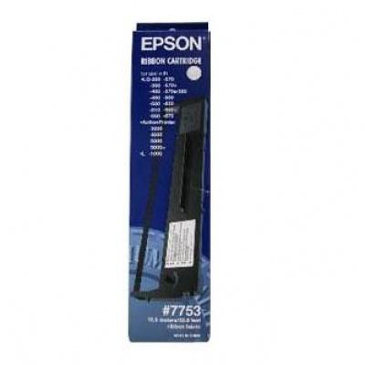 Epson taśma oryginalna C13S015337, czarny, Epson LQ 590
