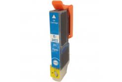 Epson T2432 XL błękitny (cyan) tusz zamiennik