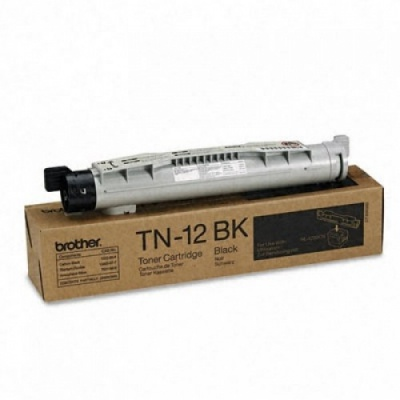 Brother TN-12BK czarny (black) toner oryginalny