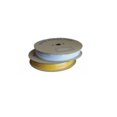 Popisovací hvězdicová PVC bužírka H-25, vnitřní průměr 4,0mm / průřez 2,5mm2, biała, 80m