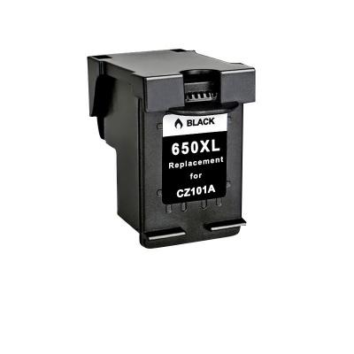 HP 650 XL CZ101A czarny (black) tusz zamiennik
