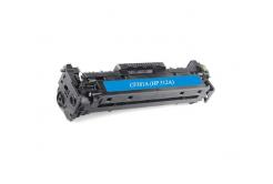 HP 312A CF381A błękitny (cyan) toner zamiennik
