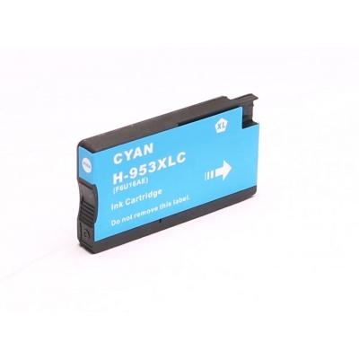 HP 953XL F6U16AE błękitny (cyan) tusz zamiennik