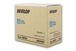Develop toner oryginalny A0X54D7, cyan, 5000 stron, TNP-50C, Develop Ineo +3100P