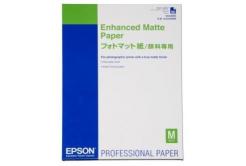 Epson Enhanced Mat Paper, biały, 50 szt., drukowanie atramentowe, A2, 192 g/m2
