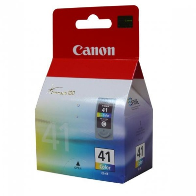 Canon CL-41 kolorowa tusz oryginalna