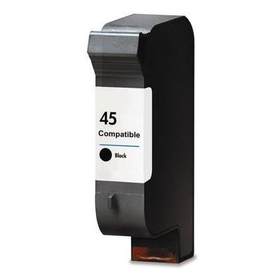 HP 45 51645A czarny (black) tusz zamiennik