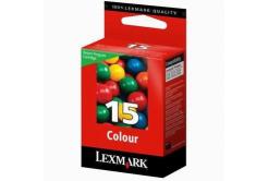 Lexmark 15 18C2110E kolorowa (color) tusz oryginalna